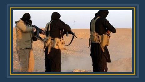 عناصر تنظيم داعش - أرشيفية