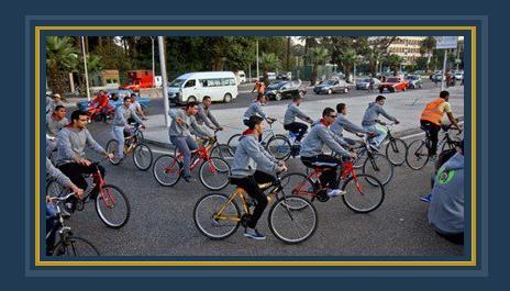 ماراثون دراجات - أرشيفية