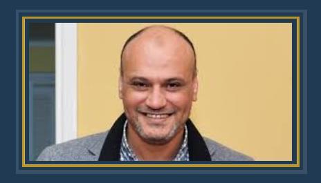 خالد ميرى وكيل نقابة الصحفيين
