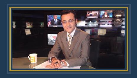 الصحفى محمد سعيد محفوظ