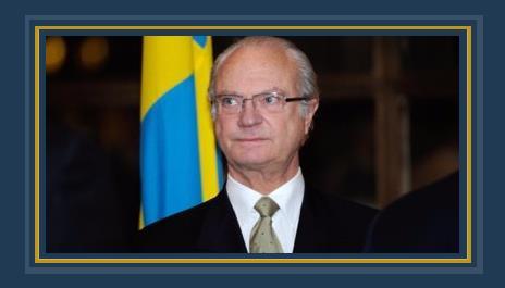 ملك السويد كارل السادس عشر جوستاف