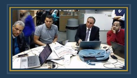 عبد المحسن سلامة المرشح لمنصب نقيب الصحفيين