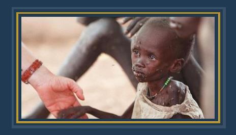 المجاعة فى جنوب السودان