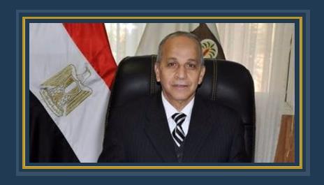 اللواء محمود عشماوى- محافظ القليوبية