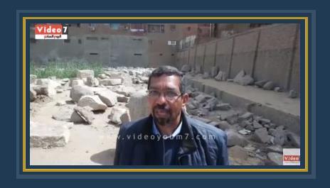 خالد أبو العلا، مدير منطقة آثار المطرية