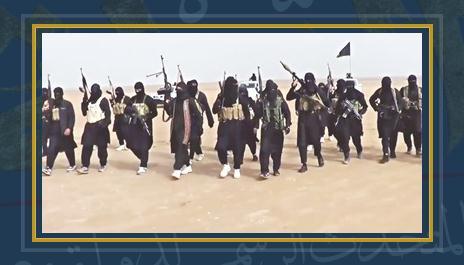 مسلحو تنظيم داعش
