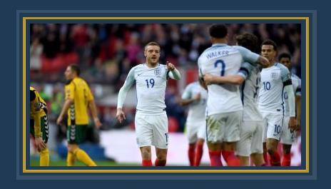 مباراة إنجلترا وليتوانيا