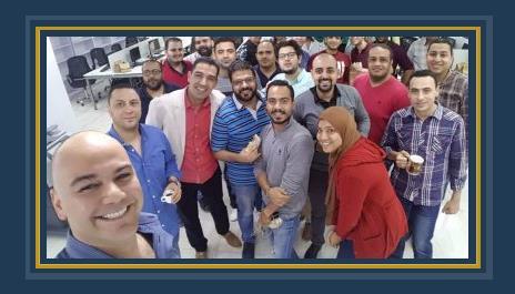 دوت مصر يحتفل بوضع خطة تطوير متكاملة للنهوض بالموقع