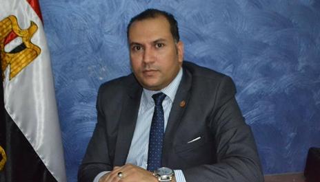 المستشار محمود الجمل ، رئيس المؤسسة الوطنية لمكافحة الإرهاب والتطرف