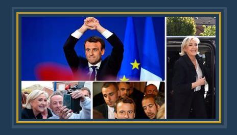 مرشحين رئاسة فرنسا