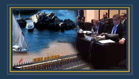 خبراء لجنة سد النهضة يجتمعون فى القاهرة حتى الأربعاء