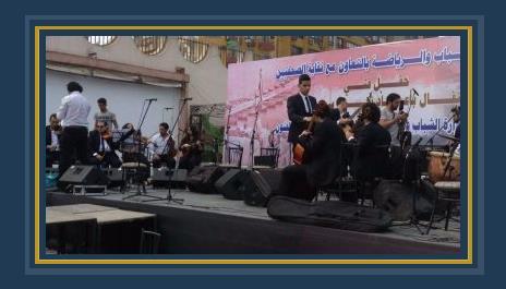 استعداد نقابة الصحفيين لحفل عيد تحرير سيناء