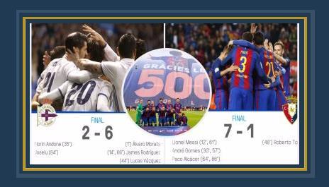 ريال مدريد يلاحق برشلونة على قمة الدوري الإسباني