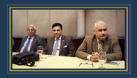 المؤتمر الدولى الثانى  والعشرين للجمعية المصرية لأمراض الصدر والحساسية،