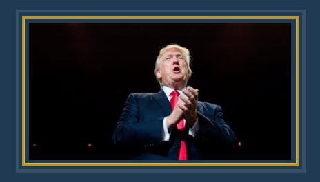 دونالد ترامب الرئيس الأمريكى