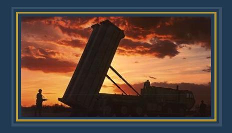 نظام ثاد للدفاع الصاروخى