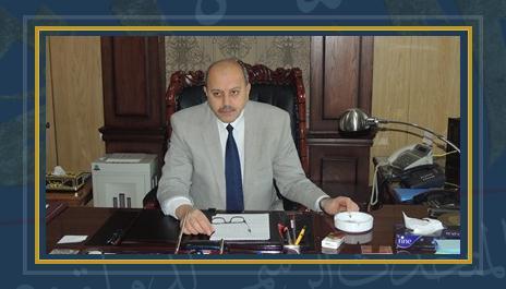 اللواء رضا طبلية مدير أمن المنيا