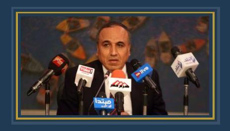 عبد المحسن سلامة نقيب الصحفيين