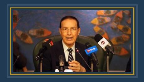 حمدى الكنيسى رئيس نقابة الاعلاميين
