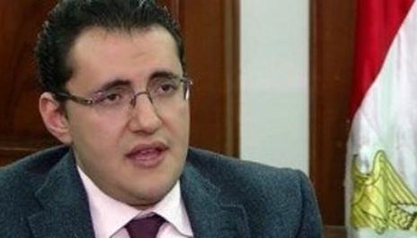 الدكتور خالد مجاهد المتحدث الرسمى لوزارة الصحة والسكان