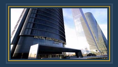 فندق إقامة برشلونة فى مدريد