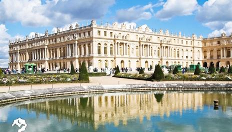 قصر فرساى الفرنسى