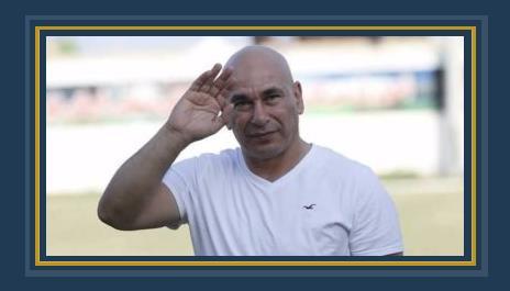 إبراهيم حسن مدير الكرة بالمصرى