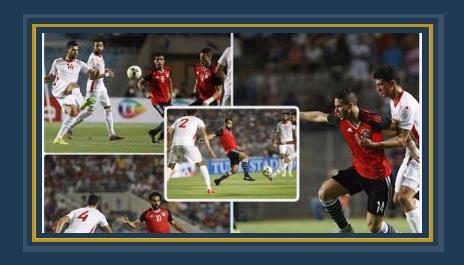 منتخب مصر و تونس