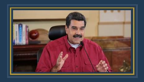 مادورو يرفض مساعدات أمريكية لفنزويلا  313889