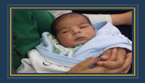 العثور على طفل أمام قسم شرطة بولاق