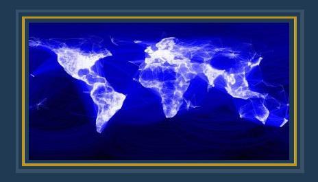 خريطة فيس بوك
