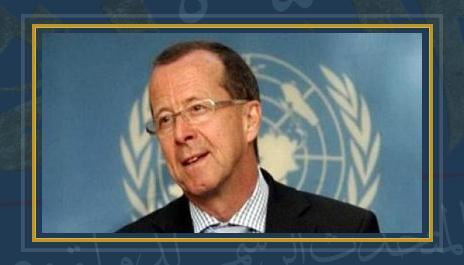 مارتن كوبلر المبعوث الأممى لدى ليبيا