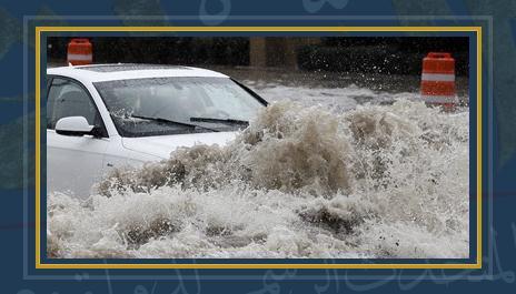 فيضانات _ صورة أرشيفية