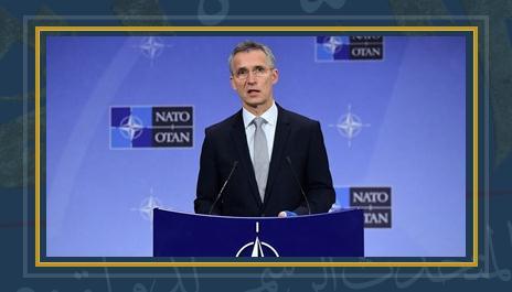 ينس شتولتنبرج سكرتير عام حلف شمال الأطلنطى (الناتو)