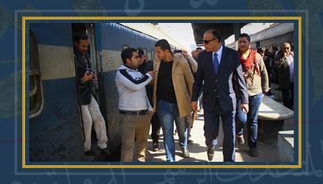 اللواء محمد يوسف مدير شرطة النقل والمواصلات