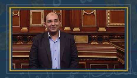 أحمد وائل المشنب عضو مجلس النواب بمحافظة سوهاج