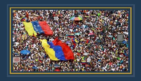 آلاف الفنزويليين يحتشدون فى إسبانيا لإظهار دعمهم لخوان جوايدو 547214