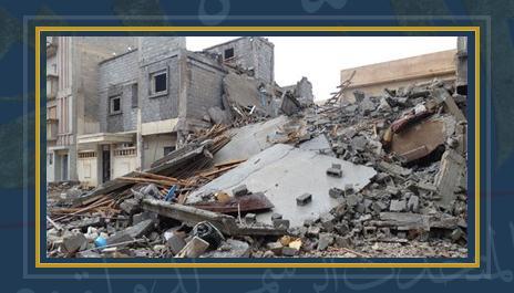العنف فى ليبيا - أرشيفية