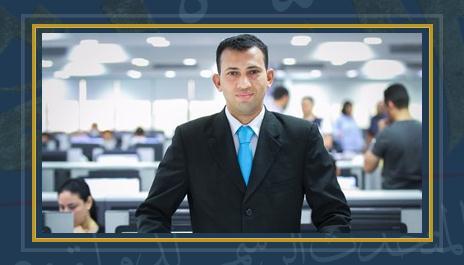 محمود عبد الراضى نائب رئيس قسم الحوادث بانفراد