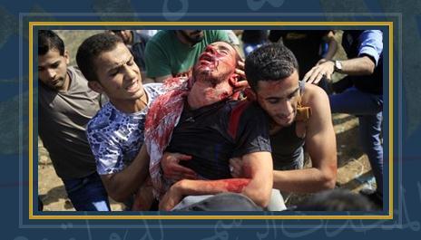 الوضع فى الأراضى الفلسطينية