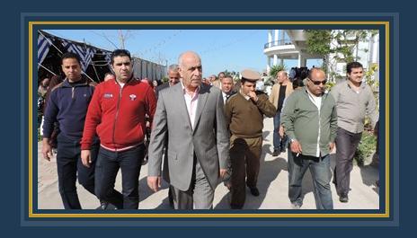 اللواء فيصل دويدار مدير امن المنيا