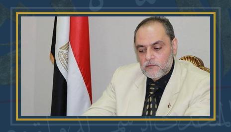 الدكتور بشرى شلش الامين العام لحزب المحافظين