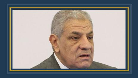 المهندس إبراهيم محالب مساعد رئيس الجمهورية للمشروعات القومية