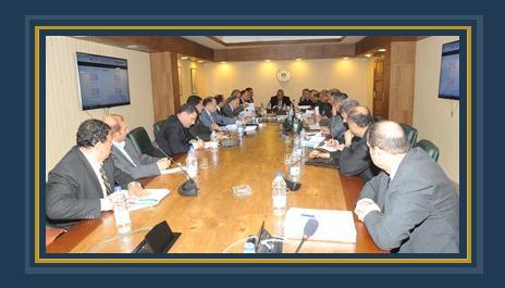 لجنة استرداد أراضى الدولة برئاسة المهندس إبراهيم محلب