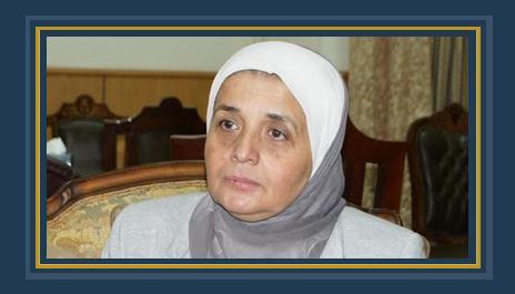 الدكتورة يوهانسن عيد رئيس الهيئة القومية لضمان جودة التعليم والاعتماد