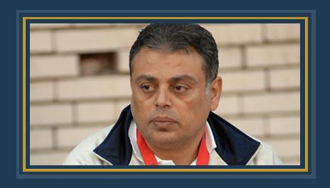 خالد عيد المدير الفنى لطنطا