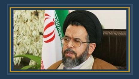 وزير الاستخبارات الإيرانى محمود علوى