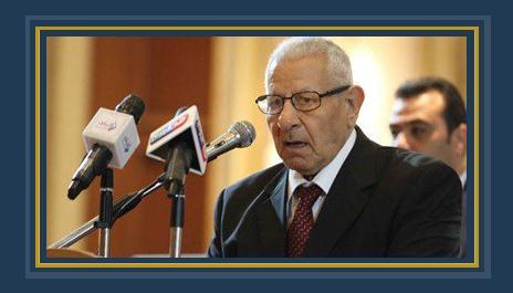 الكاتب الصحفى مكرم محمد أحمد