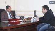 محرر انفراد مع أحمد دومة