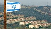 مستوطنات اسرائيلية على الاراضى الفلسطينية